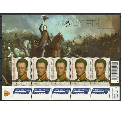 Znaczek Holandia 2015 Mi ark 3365 Czyste **