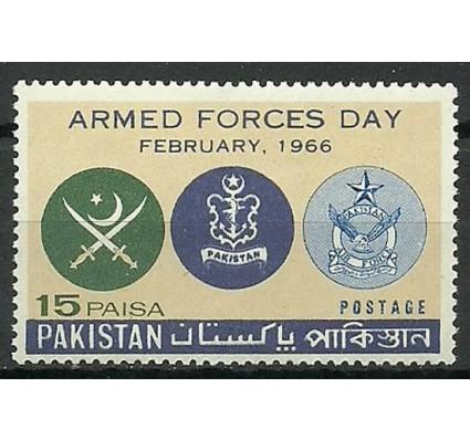 Znaczek Pakistan 1966 Mi 224 Czyste **
