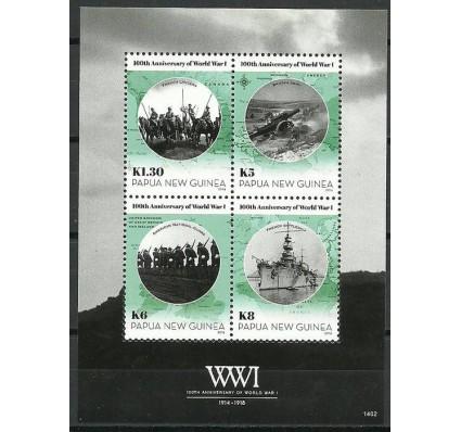 Znaczek Papua Nowa Gwinea 2014 Mi ark 1971-1974 Czyste **