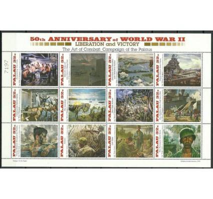 Znaczek Palau 1995 Mi ark 952-963 Czyste **