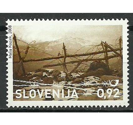 Znaczek Słowenia 2008 Mi 700 Czyste **