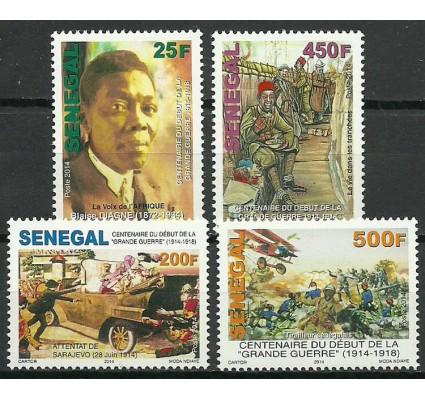 Znaczek Senegal 2014 Mi 2216-2219 Czyste **