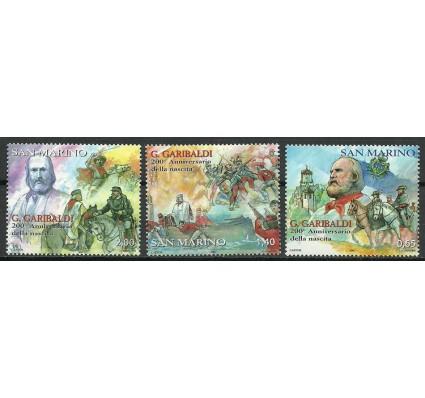 Znaczek San Marino 2007 Mi 2295-2297 Czyste **