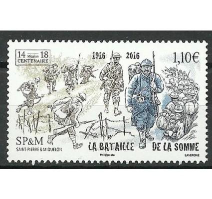 Znaczek Saint-Pierre i Miquelon 2016 Mi 1265 Czyste **