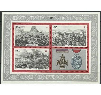 Znaczek Republika Południowej Afryki 1979 Mi bl7 Czyste **