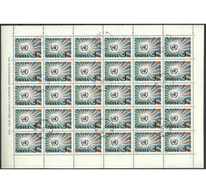 Znaczek Polska 1975 Mi ark 2390 Fi ark 2243 Stemplowane