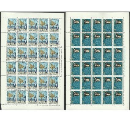 Znaczek Polska 1987 Mi ark 3116-3117 Fi ark 2968-2969 Stemplowane