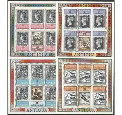 Znaczek Antigua i Barbuda 1979 Mi ark 529-532C Czyste **
