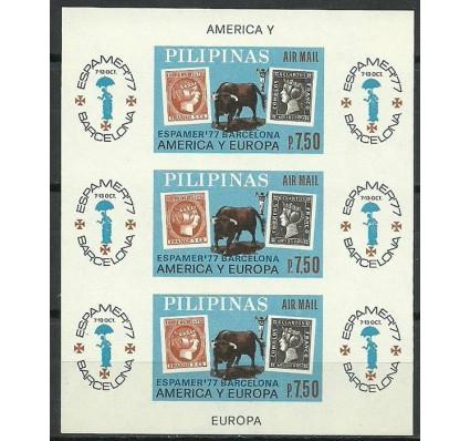 Znaczek Filipiny 1977 Mi bl 11B Czyste **