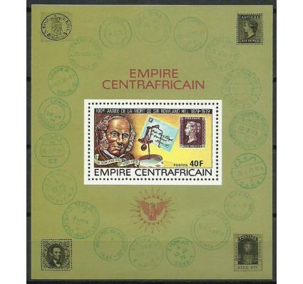 Znaczek Republika Środkowoafrykańska 1978 Mi bl 40 Czyste **