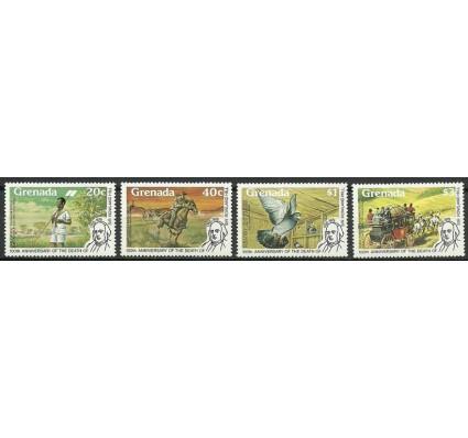 Znaczek Grenada 1979 Mi 967-970 Czyste **