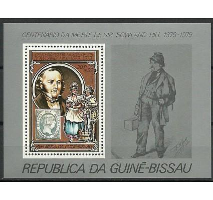 Znaczek Gwinea Bissau 1978 Mi ein bl 137 Czyste **
