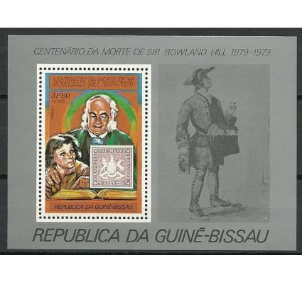 Znaczek Gwinea Bissau 1978 Mi ein bl 134 Czyste **
