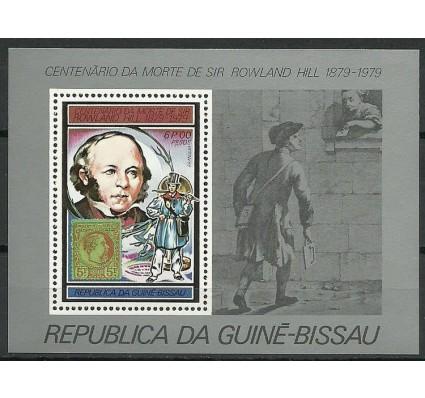 Znaczek Gwinea Bissau 1978 Mi ein bl 136 Czyste **