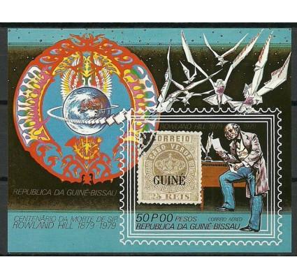 Znaczek Gwinea Bissau 1978 Mi bl 133B Czyste **