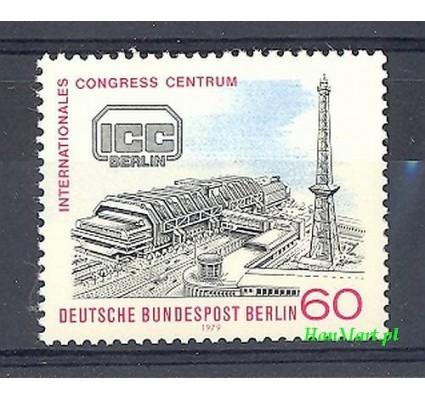 Berlin Niemcy 1979 Mi 591 Czyste **