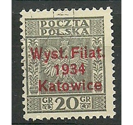 Znaczek Polska 1934 Mi 285 Fi 264 Stemplowane