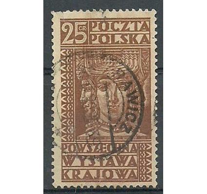 Znaczek Polska 1928 Mi 260 Fi 241 Stemplowane