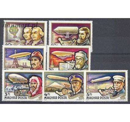 Znaczek Węgry 1977 Mi 3230-3236 Czyste **