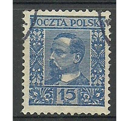 Znaczek Polska 1928 Mi 259 Fi 240 Stemplowane