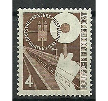 Znaczek Niemcy 1953 Mi 167 Czyste **