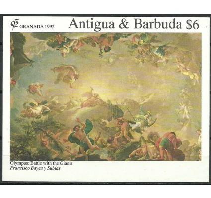 Znaczek Antigua i Barbuda 1992 Mi bl 233 Czyste **