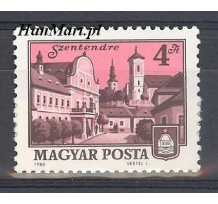 Węgry 1980 Mi 3441 Czyste **