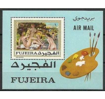 Znaczek Fujeira / Fudżajra 1970 Mi bl 49 Czyste **