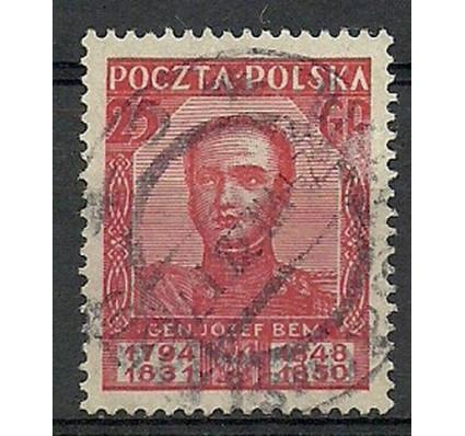 Znaczek Polska 1928 Mi 256 Fi 237 Stemplowane