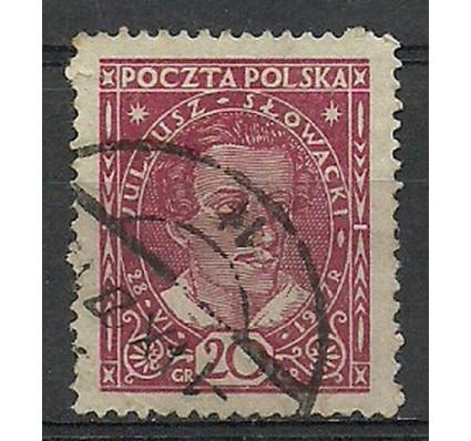 Znaczek Polska 1927 Mi 252 Fi 233 Stemplowane