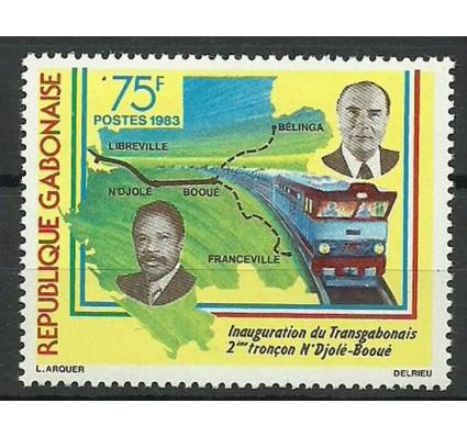 Znaczek Gabon 1983 Mi 846 Czyste **