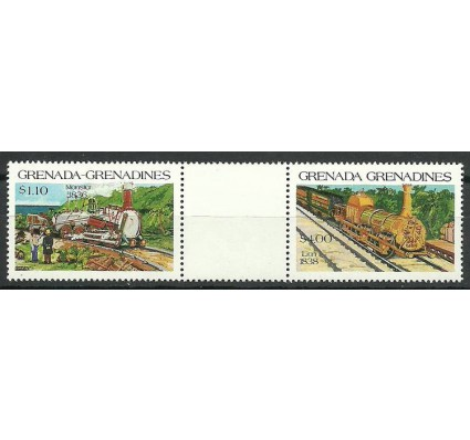 Znaczek Grenada i Grenadyny 1984 Mi 634+636 Czyste **
