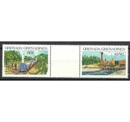 Znaczek Grenada i Grenadyny 1984 Mi 633+635 Czyste **