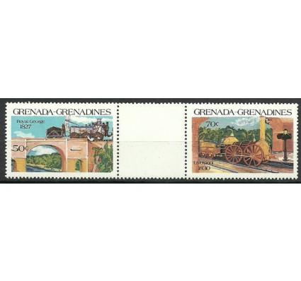 Znaczek Grenada i Grenadyny 1984 Mi 630+632 Czyste **