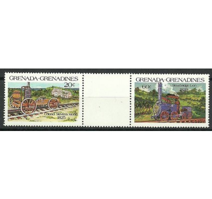 Znaczek Grenada i Grenadyny 1984 Mi 629+631 Czyste **