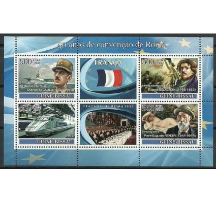 Znaczek Gwinea Bissau 2008 Mi ark 3756-3759 Czyste **