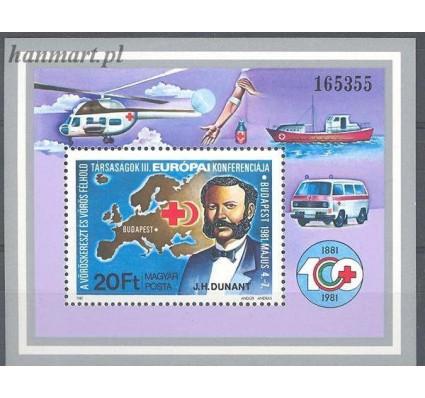 Węgry 1981 Mi bl 149 Czyste **