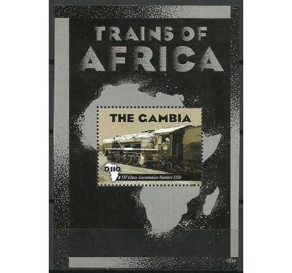 Znaczek Gambia 2013 Mi bl 874 Czyste **