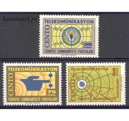 Znaczek Turcja 1965 Mi 1938-1940 Czyste **