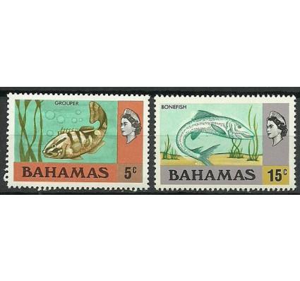 Znaczek Bahamy 1971 Mi 322+327 Czyste **
