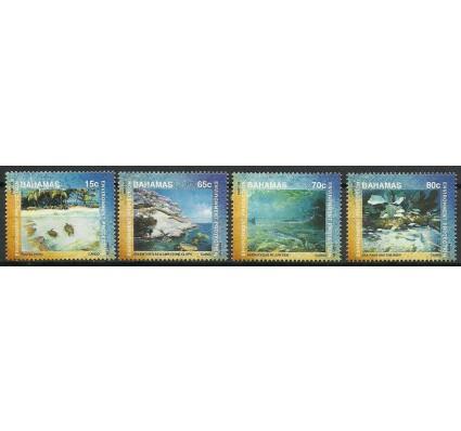 Znaczek Bahamy 1999 Mi 1017-1020 Czyste **