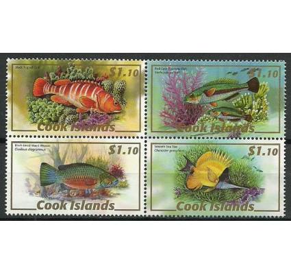 Znaczek Wyspy Cooka 2007 Mi 1583-1586 Czyste **