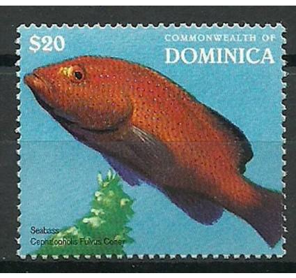 Znaczek Dominika 1996 Mi 2220 Czyste **