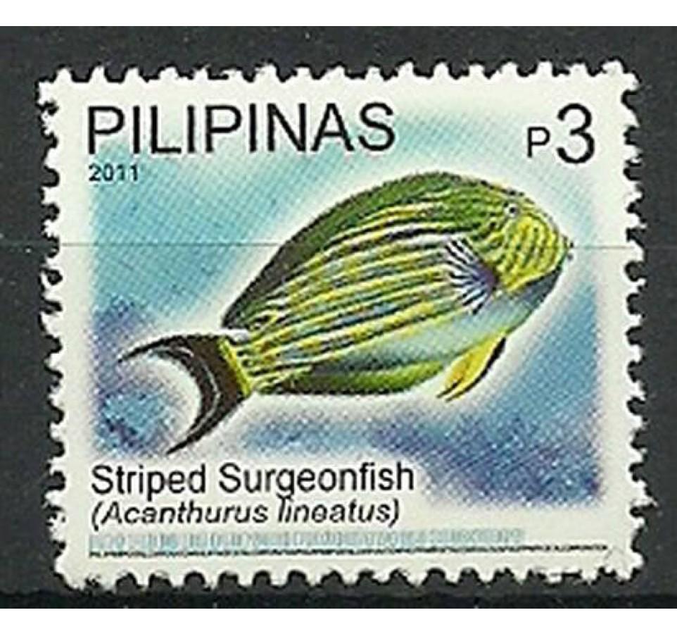 Filipiny 2011 Mi 4472 Czyste **