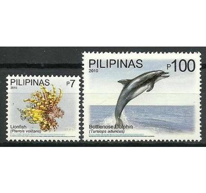 Znaczek Filipiny 2010 Mi 4351+4360 Czyste **