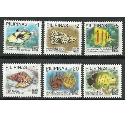 Znaczek Filipiny 2011 Mi 4561-2+64+67+70+72 Czyste **
