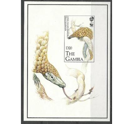 Znaczek Gambia 1993 Mi bl 187B Czyste **
