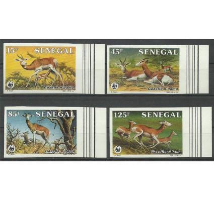 Znaczek Senegal 1986 Mi 875-878B Czyste **