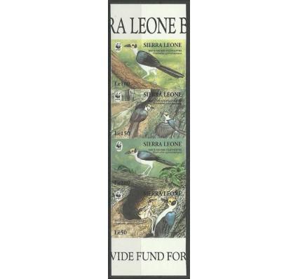 Znaczek Sierra Leone 1994 Mi 2171-2174B Czyste **