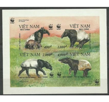 Znaczek Wietnam 1995 Mi ark 2685-2688B Czyste **